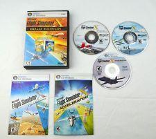 Microsoft Flight Simulator X: Gold Edition (PC: Windows, 2008) - Acceleration