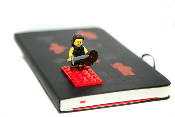 Fruitless Pursuits: Review: Lego x Moleskine | Aksara