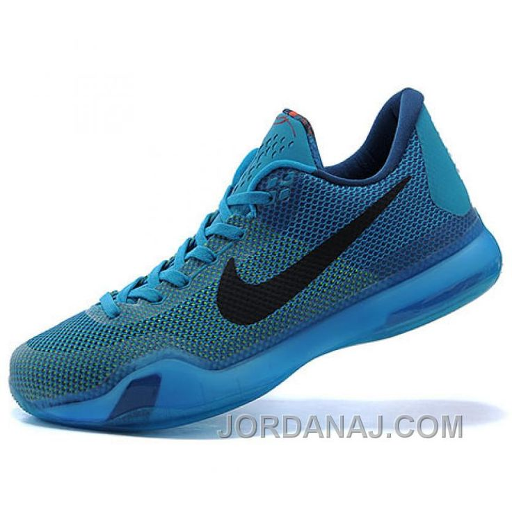 Nike Kobe Bryant X Blue Basketball Shoes Cheap To Buy