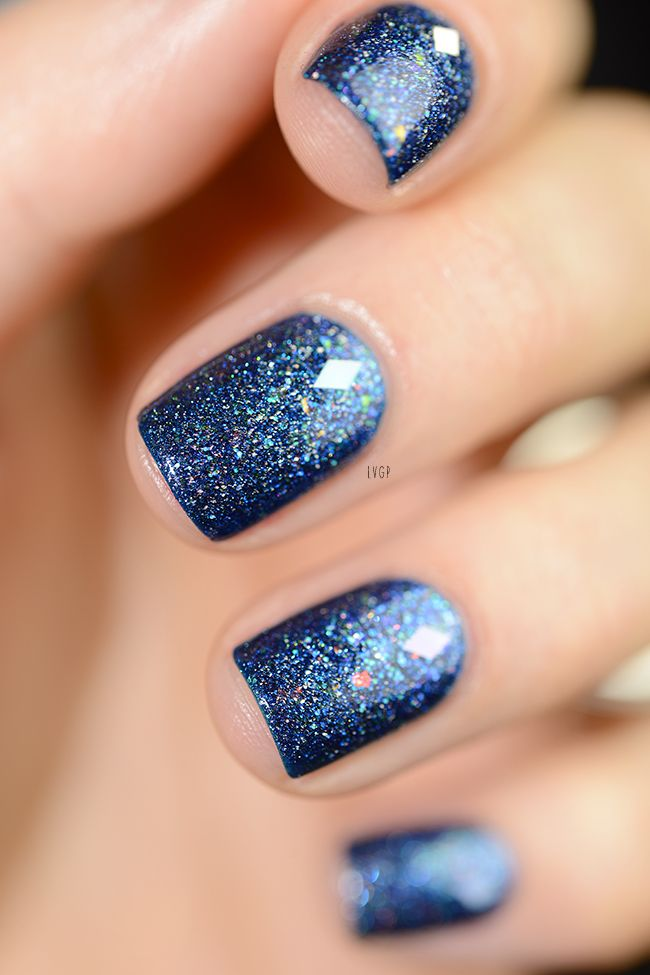 25+ Best Ideas About Winter Nails On Pinterest
