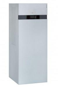 Luft/Wasser-Wärmepumpe mit invertergeregeltem Verdichter