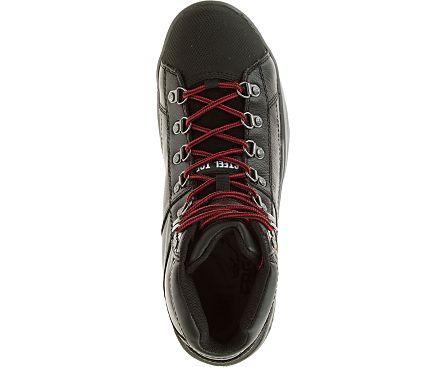 Brode Hi Steel Toe Work Boot, Black, dynamic