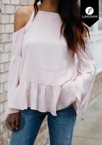 Blusas para mujer Limonni Bennett LI1148 Campesinas