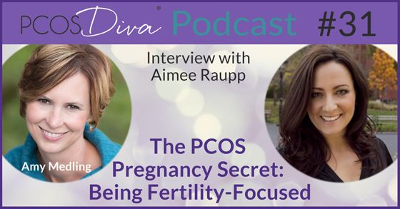 PCOS Diva - Pregnancy Secret