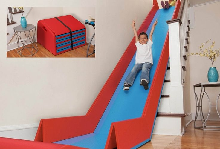 1000 ideas about indoor slides on pinterest indoor trampoline indoor playground and climbing. Black Bedroom Furniture Sets. Home Design Ideas
