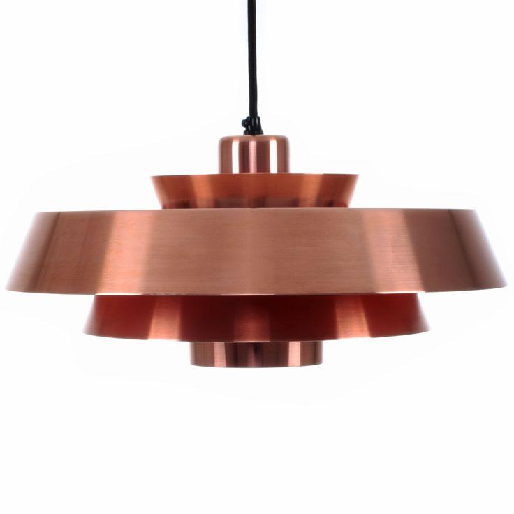 Very Attractive Design Copper Light Fixtures. NOVA pendant by Jo Hammerborg  1960s Fog Morup Danish vintage design lighting 90 best M rup images on Pinterest Vintage designs