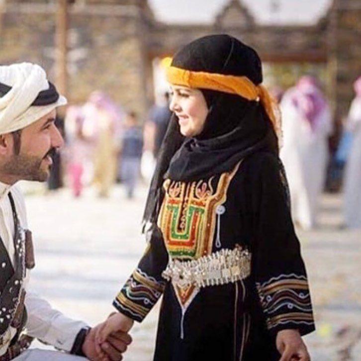 طفله فالجنادريه بالزي التراثي السعودي العسيري Fashion Style Punk
