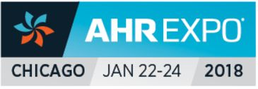 AHRExpo -  Education Sessions AHRExpo   Chicago, January 22-23, 2018
