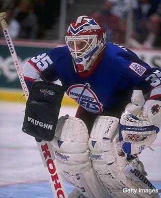 NHL Nikolai Khabibulin