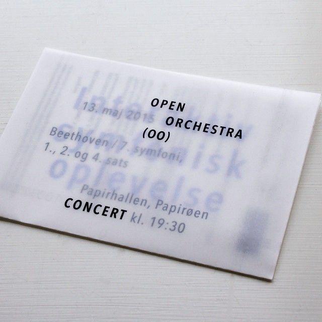 Graphics we like / Envelope / Transparent / Invitation / Font /