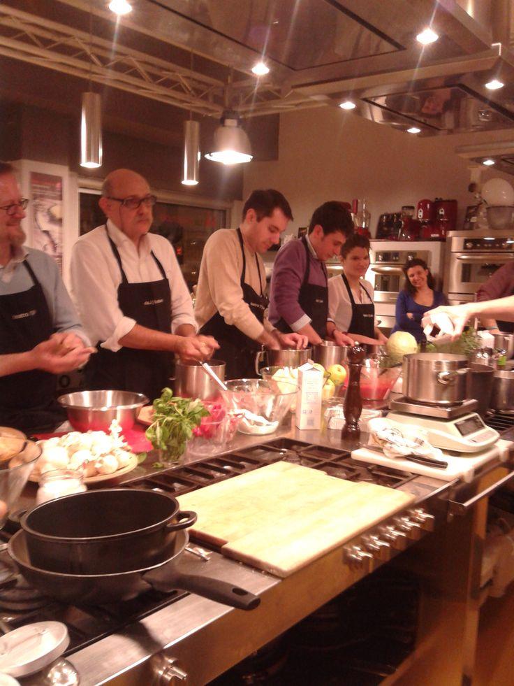 Quanti uomini appassionati di cucina!!!