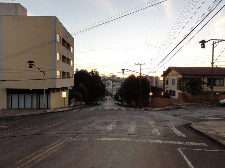 Pato Branco - PR - Rua Araribóia