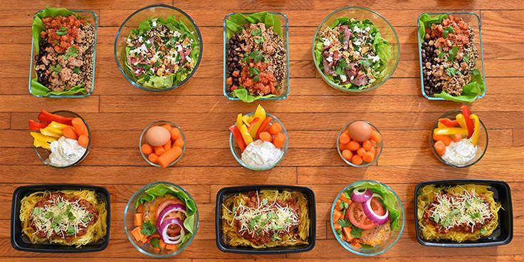 When you're trying to get in knock-out shape, you need to fuel those hard-hitting workouts with the right foods. This Core de Force meal plan makes it easy.
