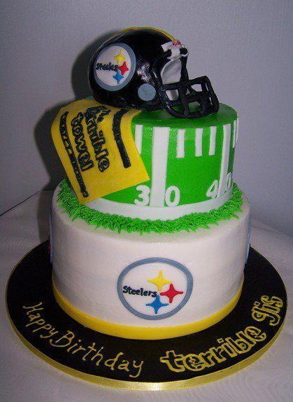 wedding cakes pittsburgh 17 best images about pittsburgh steelers birthday cakes on 25287