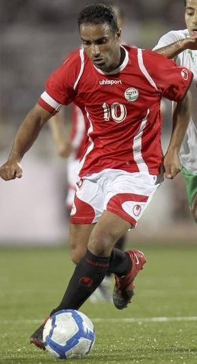 Yemen: Ali Al-Nono-29 goals.