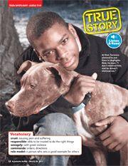 Listen & Read Archive 2010-2011   Scholastic Action   Scholastic.com