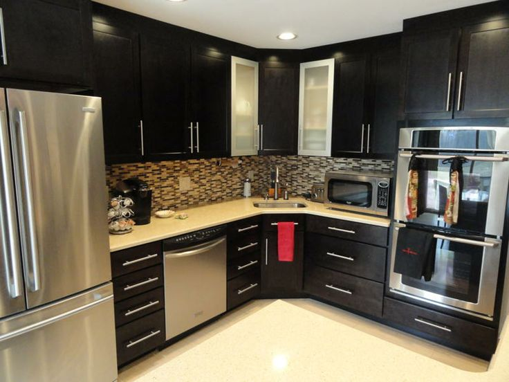 Backsplash Tile Kitchen Designs And Cabinets On Pinterest