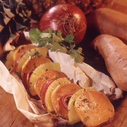 Hawaiian Sweet Potato Pineapple Packets - Price Chopper Recipe