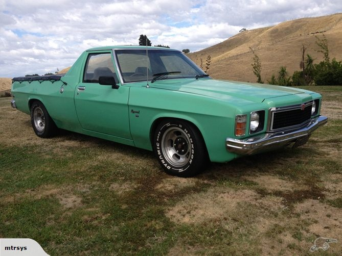 Holden 1979 HZ V8 Ute 1979 | Trade Me