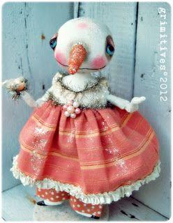 ... by doll artist Kaf Grimm of Grimitives