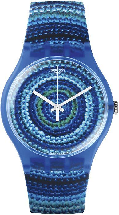 Zegarek damski Swatch New Gent Coloured SUOS104 - sklep internetowy www.zegarek.net