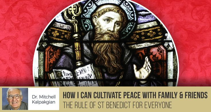 Everyone struggles to maintain peace with family or friends. This guide is inspired by the Rule of St Benedict, and part 2 of a 3-part series..