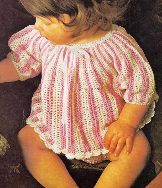 VInTAGE 1970'S BaBY CANDY STRIPeD ANGeL ToP by Crafting4Ever2013, $1.50