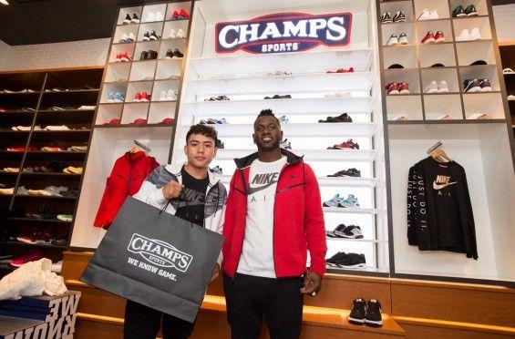 http://SneakersCartel.com Student Who Surprised Teacher With Air Jordans Shops At DJ Khaled's Champs Sports Store #sneakers #shoes #kicks #jordan #lebron #nba #nike #adidas #reebok #airjordan #sneakerhead #fashion #sneakerscartel http://www.sneakerscartel.com/student-who-surprised-teacher-with-air-jordans-shops-at-dj-khaleds-champs-sports-store/