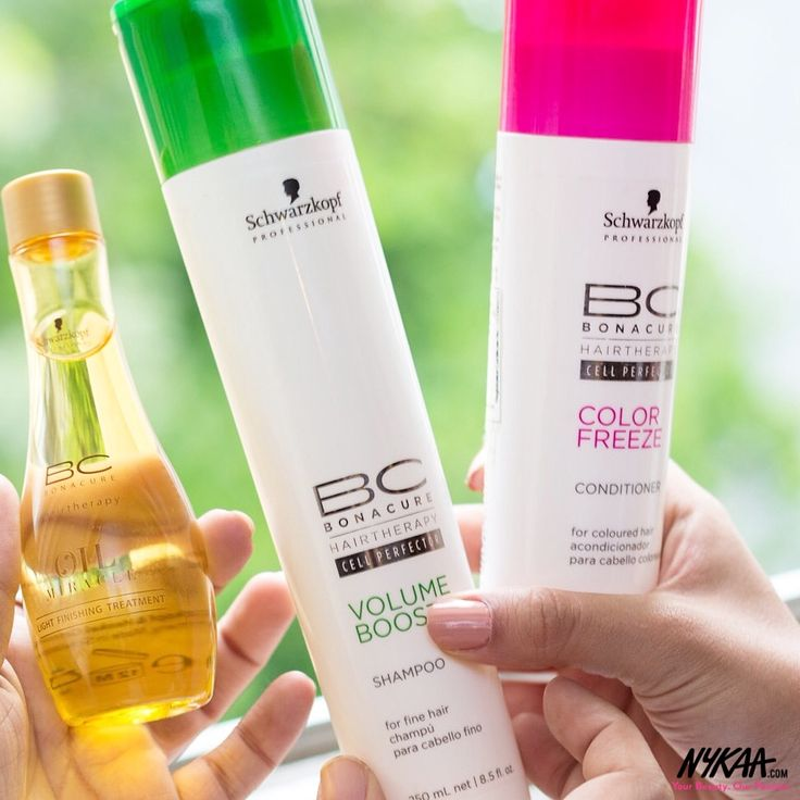 Make everyday a good hair day with these Schwarzkopf products