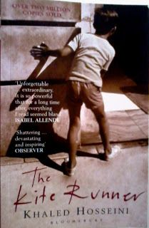 kite runner -excellent book, story and author, highly recommend-
