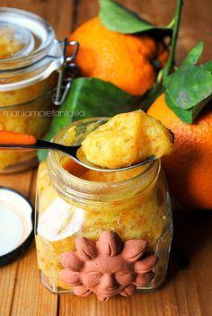 aroma all'arancia, ovvero crema spalmabile, ricetta con sole bucce d'arancia