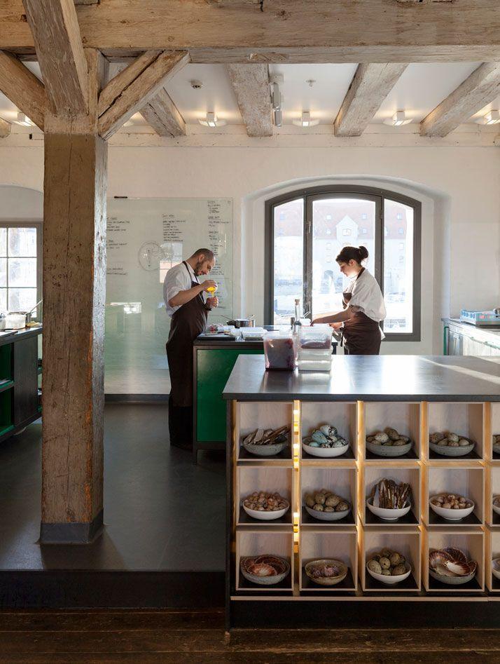 Noma FoodLab by 3XN  published in: Design, Restaurants/Bars, Gastronomy By Tina Komninou, 25 April 2012