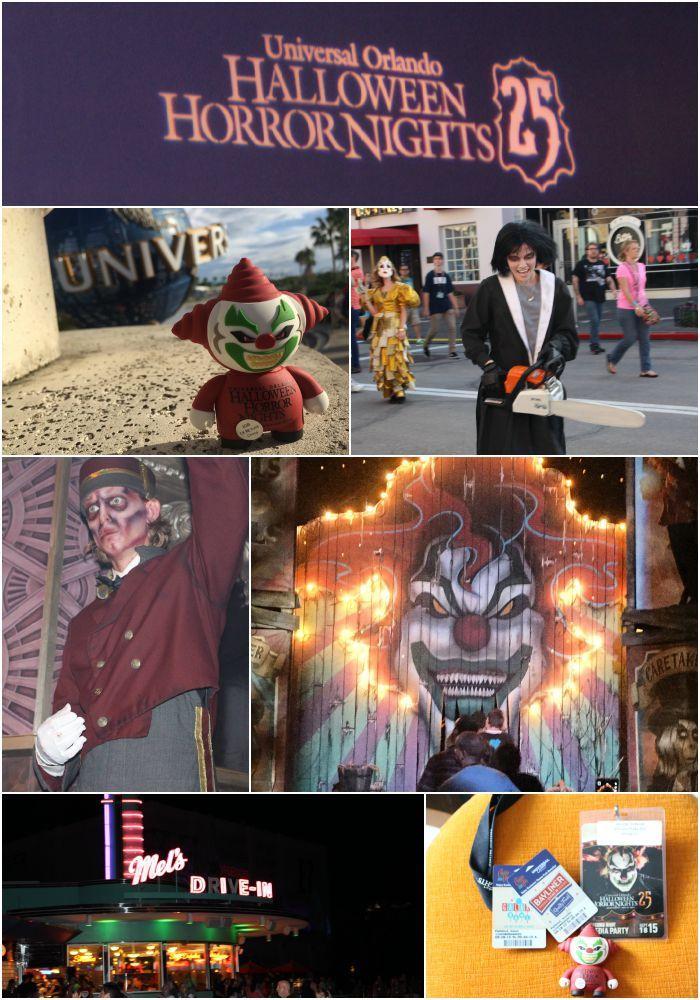 Universal Studios Halloween Horror Nights #HHN25