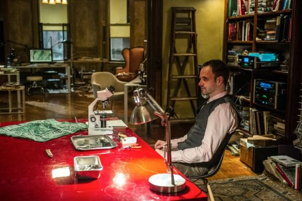 Elementary Photos: Sherlock Investigates on CBS.com