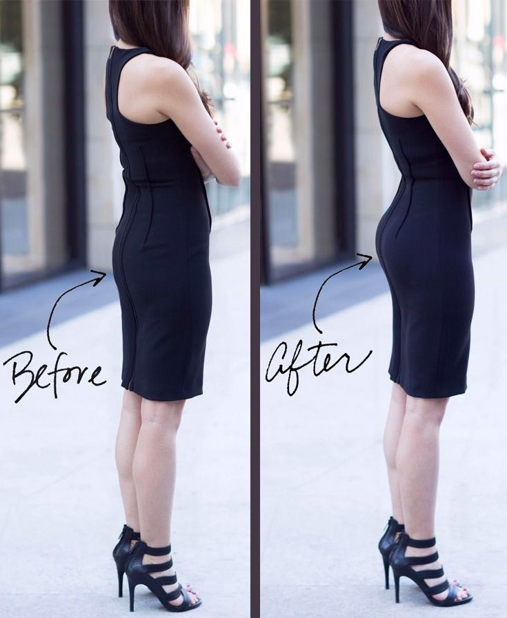 8b3e1e52c Hello Booty-ful!   Booty Boost by SPANX   Styled in SPANX in 2019 ...