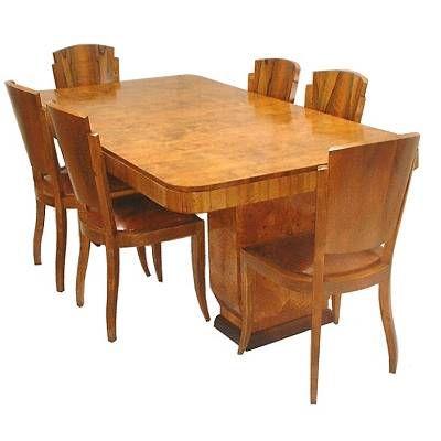 Art Deco Gorgeous dining suite