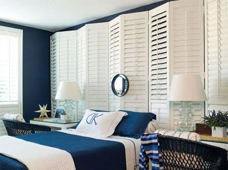 Home-Dzine - Repurpose louvre doors or pine shutters