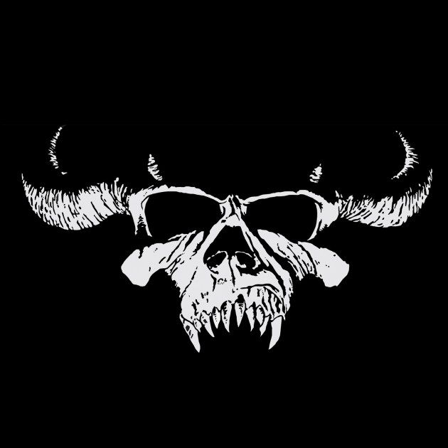 The iconic skull that has been the face of Samhain. The image first appeared on Marvel comic 'The Saga of Crystar, Crystal Warrior.' Haven't heard of it? That's alright, the comic only spanned 11 issues, with issue eight featuring the soon-to-be metal mascot. Despite only appearing on Samhain's 'November Coming Fire' and the eponymous Danzig album, never return to the artwork fold again, Crystar made a long-lasting impression and still serves as a Danzig icon.