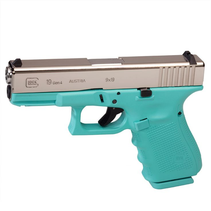 Customize your Tiffany Blue Glock at http://www.glockstore.com/glock-custom-services