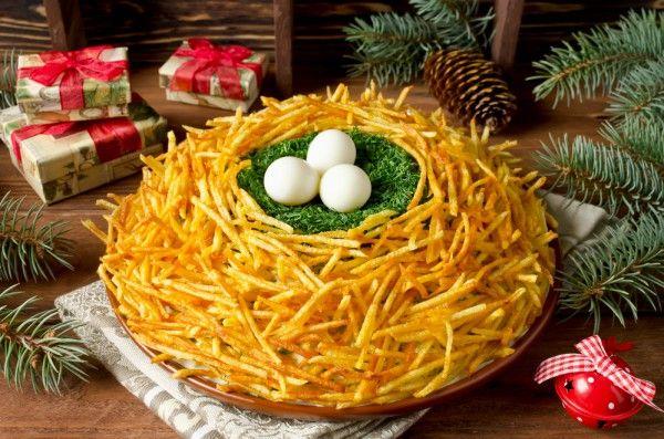 Салат на Новый год 2017