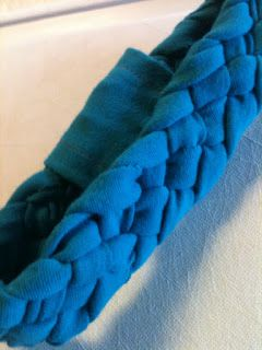 5 Strand Headband instructions | For step by step instructions check out Make It and Love It.