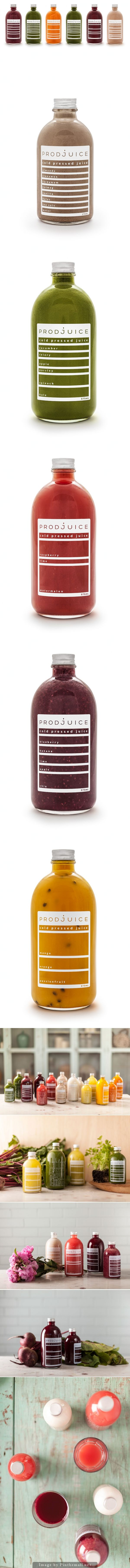 87 best project juice images on pinterest packaging design prodjuice a cold pressed juice malvernweather Images