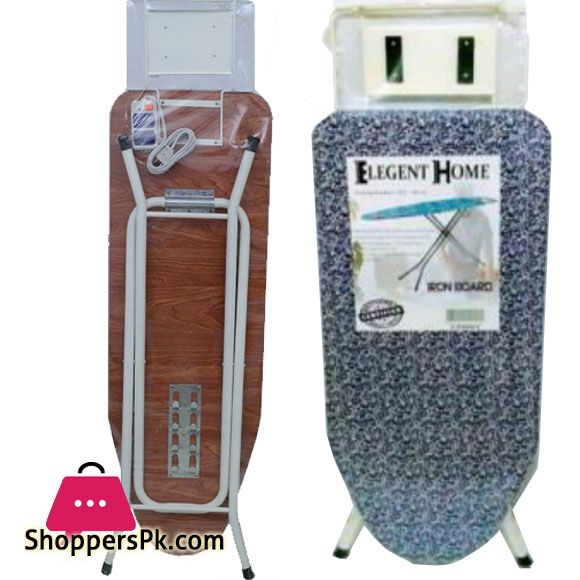 Elegent Home Iron Board Eh0004 Price Rs 3650 Buy Now Https Www Shopperspk Com Product Elegent Home Iron Board Eh In 2020 Iron Board Door Ironing Board Stuff To Buy