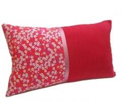Coussin à coudre : kit de confection de couture, coussin en tissu (textile)