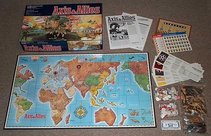 Axis and Allies Map Downloads | Axis & Allies | game ...