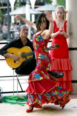 Flamenco Show Club in Barcelona, Cataluña