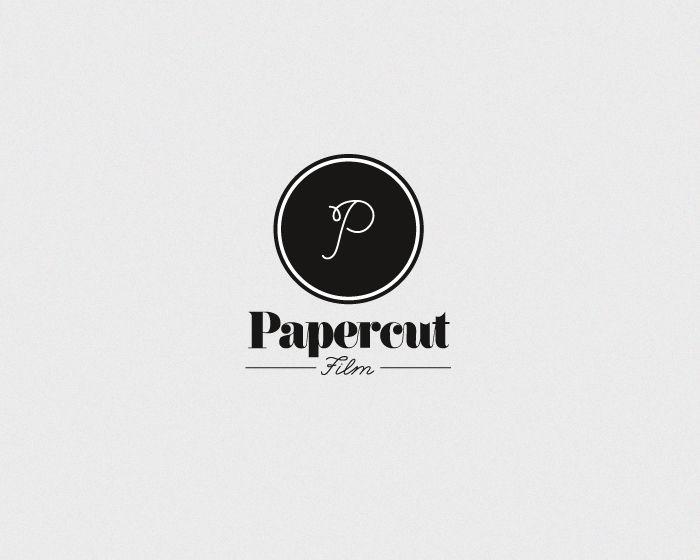 Logotype - Papercut Film