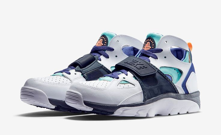 Men's Nike Air Trainer Huarache Basketball Shoes US 7 9 10 11 12 Free Shipping  #Nike #BasketballShoes