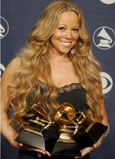 Hot Ladies Holding Grammys To Be Lady And Divas