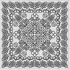 Image result for contemporary blackwork patterns